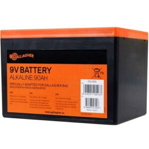 9 Volt Dry Cell Battery