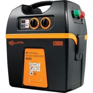 B200 Battery Fence Energizer