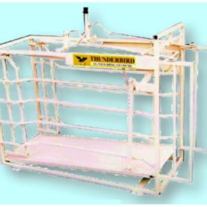 CS 2C Super sheep weigh crate