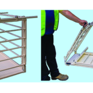 CS 2CE Collapsible Weigh Crate