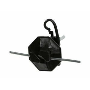 Concrete Post Claw Insulator