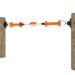 Double Handle Electric Bungy Gate
