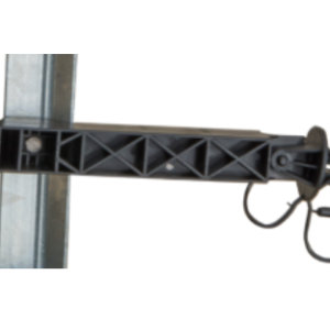 EF 342 200mm Pinlock Y steel post offset