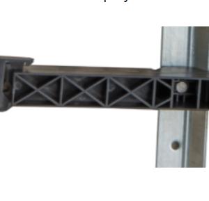 EF 345 160mm Swivel lock Y post offset
