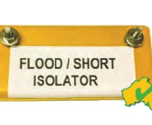 EF 49 Flood Isolator