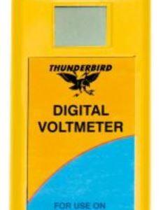 EF-8 Digital Volt Meter