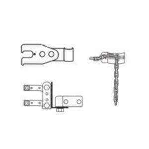 Gallagher Mega Anchor Gate Kit