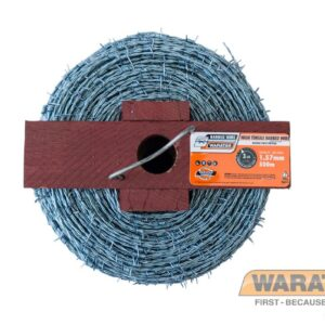 LONGLIFE BLUE HIGH TENSILE BARBED WIRE