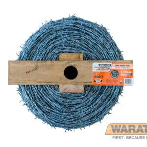 LONGLIFE BLUE IOWA BARBED WIRE