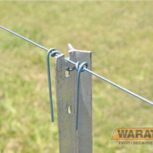 Longlife blue cut length tie wire
