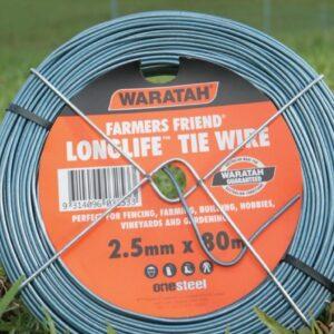 Longlife blue farmers friend tie wire