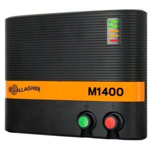 M1400 Mains Fence Energizer