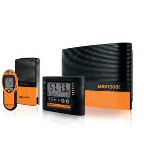 MBS1000i Multi Powered Fence Energizer with Communications