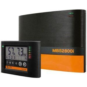 MBS2800i Multi Powered Fence Energizer