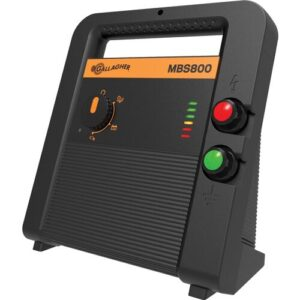 MBS800 Multi Powered Fence Energizer