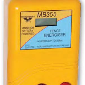 Medium Mains or Battery Energisers