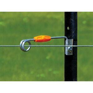 Steel Post Live Tip Lockset Offset