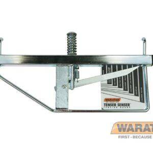 Tenser senser wire tensioning gauge