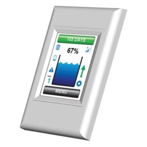 Wall Mount Touchscreen LCD Display