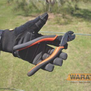 Waratah wire cutters