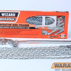 Wizard Contractor Wire Strainer