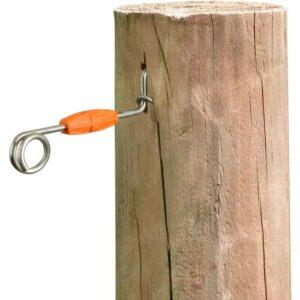 Wood Post Live Tip Offset
